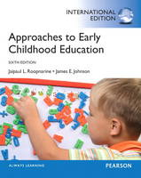 Jacket image for Approaches to Early Childhood Education