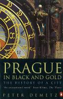 Jacket image for Prague in Black and Gold