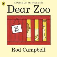 Jacket image for Dear Zoo