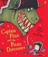 Jacket image for Captain Flinn and the Pirate Dinosaurs