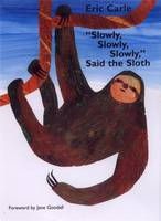 Jacket image for Slowly, Slowly, Slowly, Said the Sloth