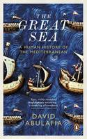 Jacket image for The Great Sea: A Human History of the Mediterranean