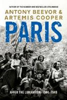 Jacket image for Paris: After the Liberation 1944-1949