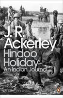 Jacket image for Hindoo Holiday