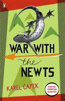 Jacket image for War with the Newts