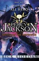 Jacket image for Percy Jackson and the Battle of the Labyrinth