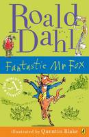 Jacket image for Fantastic Mr Fox