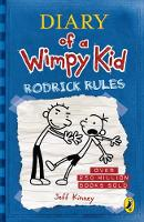 Jacket image for Rodrick Rules