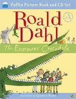 Jacket image for The Enormous Crocodile