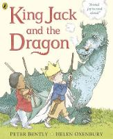 Jacket image for King Jack and the Dragon