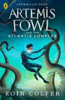 Jacket image for Artemis Fowl and the Atlantis Complex