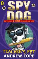 Jacket image for Spy Dog Teacher's Pet