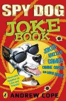 Jacket image for Spy Dog Joke Book