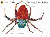 Jacket image for The Very Busy Spider