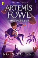 Jacket image for Artemis Fowl and the Time Paradox