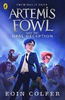 Jacket image for Artemis Fowl and the Opal Deception