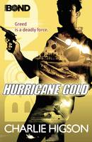 Jacket image for Young Bond: Hurricane Gold