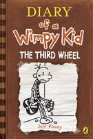 Jacket image for Diary of a Wimpy Kid: The Third Wheel (Book 7)
