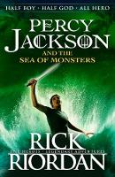 Jacket image for Percy Jackson and the Sea of Monsters Bk. 2