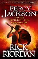 Jacket image for Percy Jackson and the Battle of the Labyrinth Bk. 4