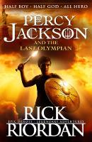 Jacket image for Percy Jackson and the Last Olympian Bk. 5