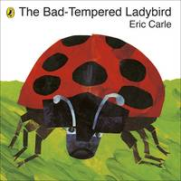 Jacket image for The Bad-Tempered Ladybird