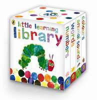 Jacket image for The Very Hungry Caterpillar: Little Learning Library