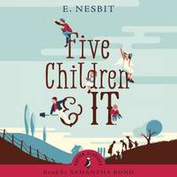 Jacket image for Five Children and It