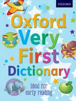 Jacket image for Oxford Very First Dictionary