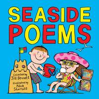 Jacket image for Seaside Poems