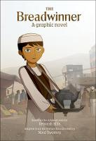 Jacket image for The Breadwinner graphic novel