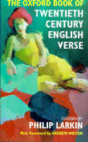 Jacket image for The Oxford Book of Twentieth-century English Verse