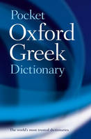 Jacket image for Pocket Oxford Greek Dictionary