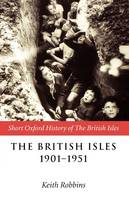 Jacket image for The British Isles 1901-1951
