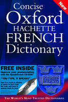 Jacket image for Concise Hachette French Dictionary