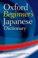 Jacket image for Beginner's Japanese Dictionary