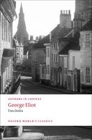 Jacket image for George Eliot (authors in Context)