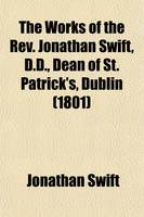 Jacket image for The Works of the REV. Jonathan Swift, D.D., Dean of St. Patrick's, Dublin