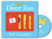 Jacket image for The Pop-up Dear Zoo