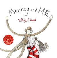 Jacket image for Monkey and Me