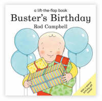 Jacket image for Buster's Birthday