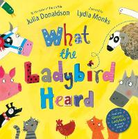 Jacket image for What The Ladybird Heard