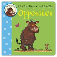 Jacket image for My First Gruffalo: Opposites