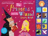 Jacket image for The Princess and the Wizard Sound Book