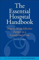 """The Essential Hospital Handbook"" by Patrick Conlon"