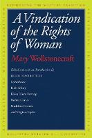 """A Vindication of the Rights of Woman"" by Mary Wollstonecraft"