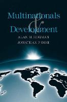 """Multinationals and Development"" by Alan M. Rugman"