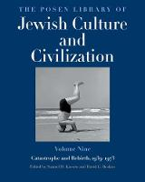 """The Posen Library of Jewish Culture and Civilization, Volume 9"" by Samuel D. Kassow"