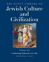 """""""The Posen Library of Jewish Culture and Civilization"""" by Elisheva Carlebach"""