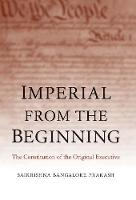 """Imperial from the Beginning"" by Saikrishna Bangalore Prakash"